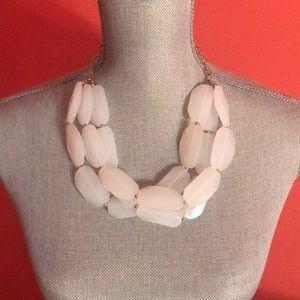 Francesca's beaded necklace